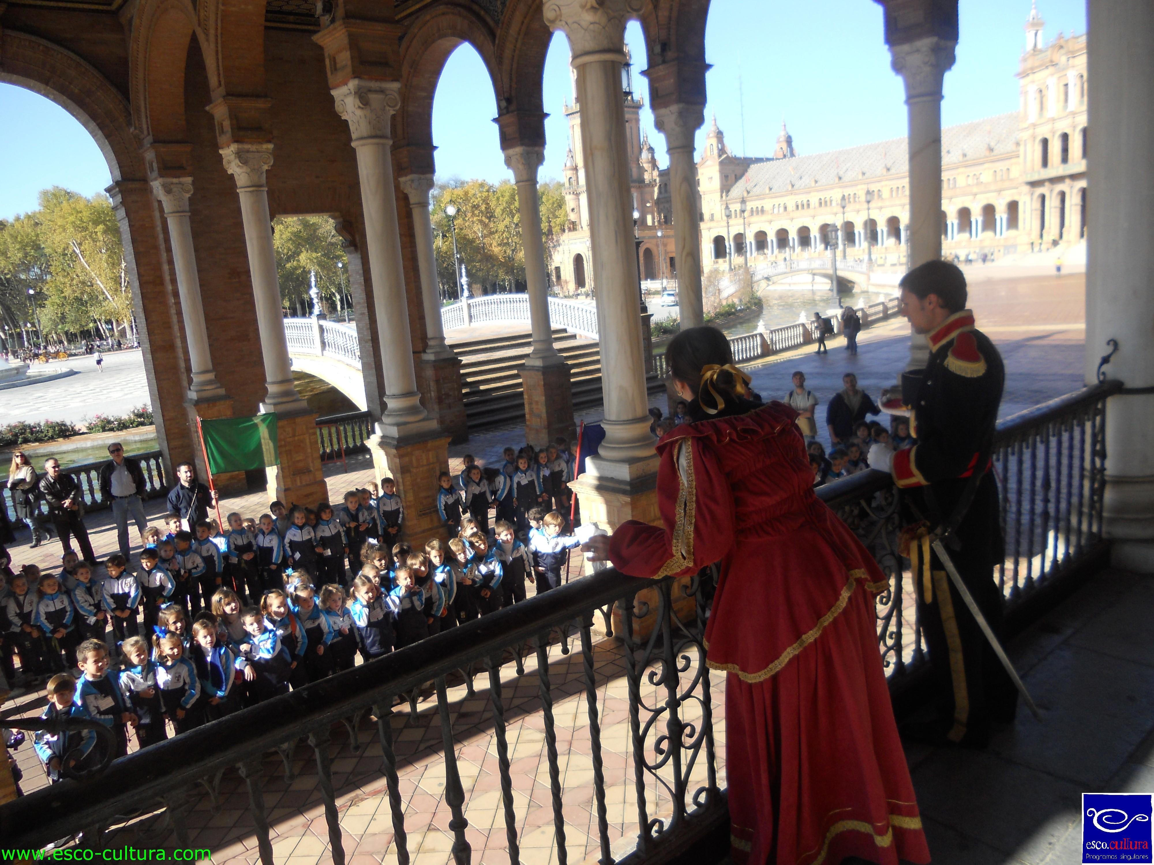 Esco.cultura Portaceli Plz España y Parque Mª Luisa 2011 (63)
