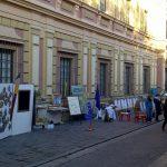 Museo de Bellas Artes Aire libre