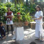 Vida romana italica Fuego