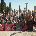 Vida romana italica Visita