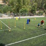 circuito entrenamiento rugby
