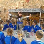 epoca medieval  bruja