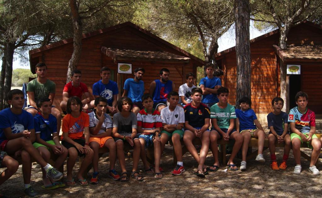 Campamento rugby 1