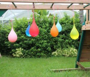 actividades para niños globos colgados1