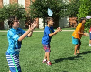 actividades recreativas con agua