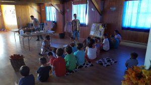 actividades talleres para niños