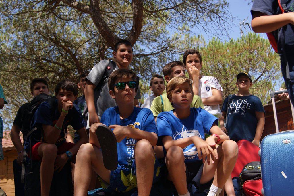 campamento rugby 12