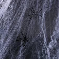 telas de araña halloween