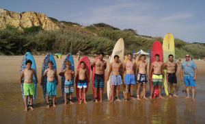 surf rugbycamp