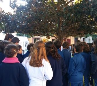 Turismo escolar en Andalucía