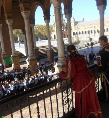 Rincones y Secretos de Sevilla I: El Parque de María Luisa
