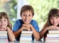 Cómo organizar actividades para niños de primaria