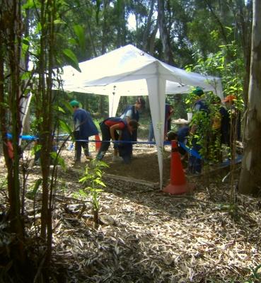 Actividades para estudiantes Aulas en la naturaleza