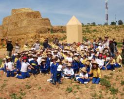 EXCURSIÓN EDUCATIVA: CONOCER EGIPTO A TRAVÉS DE LA ARQUEOLOGÍA