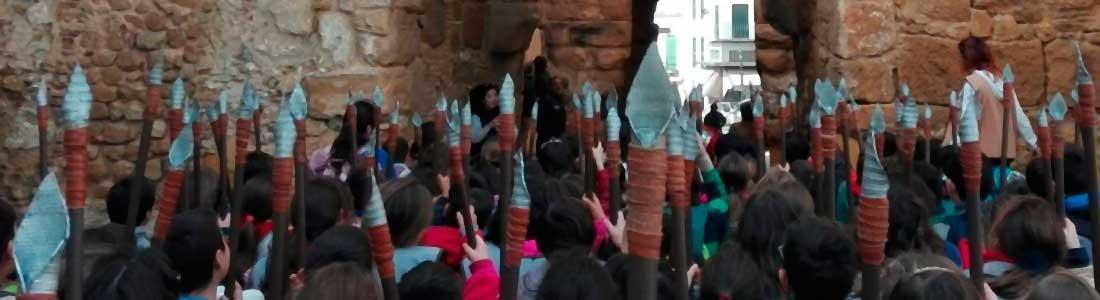 Actividades para niños en Carmona ¿Qué ofrece Carmona para las excursiones escolares?