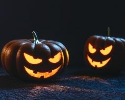 Actividades para Halloween en primaria 2017