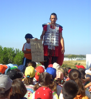 Excursiones para estudiantes Vida Romana Carmona