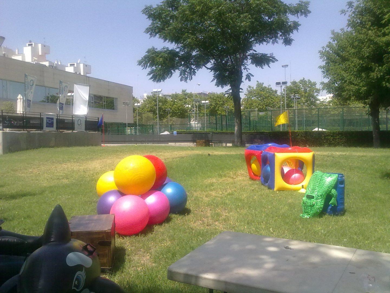activdades para niños gymkhana