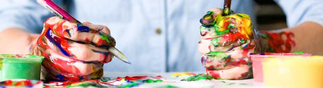 actividades creativas para niños