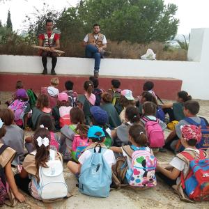 salidas culturales para niños carmona