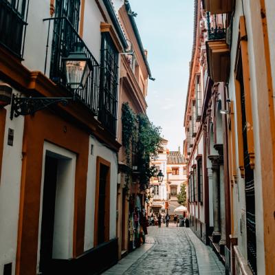 Sevilla con encanto por poetas