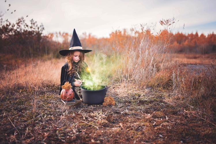 actividades para colegios niños disfraces halloween 4